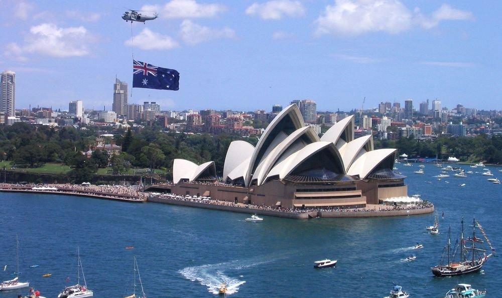 национальный праздник - День Австралии