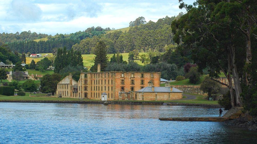 тюрьма Порт-Артур в Тасмании