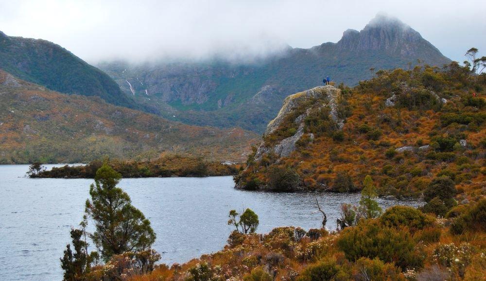 умеренный климатический пояс на Тасмании